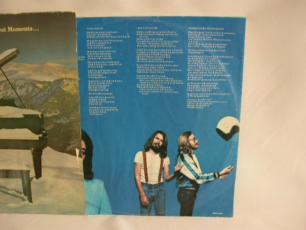 Supertramp, Even In The Quietest Moments..., venta vinilos de Supertramp, discos de Supertramp, disquería online encarte