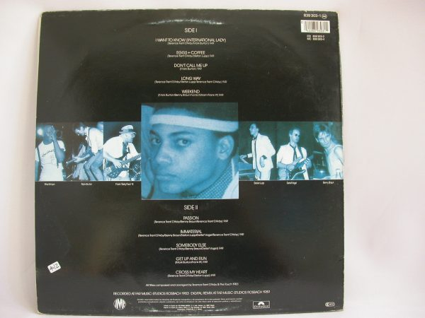 venta de vinilos online, The Touch With Terence Trent D'Arby, disco Early Works, tienda online discos vinilo, disqueria online disquería, discos de vinilo, discos de vinilo Santiago de chile