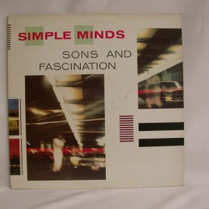 Simple Minds: Sons And Fascination, vinilos de New Wave, venta discos de New Wave, vinilos de Synth-pop, venta discos de Synth-pop, tienda online discos vinilo, disqueria online disquería, discos de vinilo