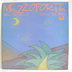 discos vinilos baratos, Mezzoforte Featuring Noel McCalla: This Is The Night , venta de vinilos 12 pulgadas, disqueria online disquería