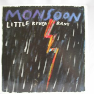 Discos vinilos baratos | Discos de vinilo Chile | Little River Band: Monsoon, venta de vinilos de Little River Band, discos de Little River Band, venta de vinilos online, discos de vinilo en Chile, discos de vinilo venta