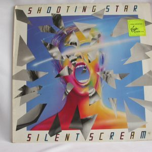 Discos vinilos Rock Chile, |Shooting Star: Silent Scream, venta vinilos de Shooting Star, vinilos de Hard rock en venta, vinilos de Hard rock chile, venta de vinilos online, discos de vinilo en Chile, discos de vinilo venta, tienda de discos vinilos