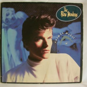 Discos vinilos baratos | The Blow Monkeys: Animal Magic, The Blow Monkeys, vinilos The Blow Monkeys venta, venta de vinilos online, discos de vinilo Chile, venta de vinilos usados, discos de vinilo venta, tienda de discos vinilos