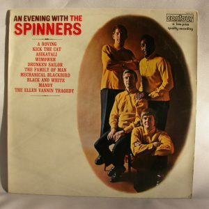 Venta de vinilos online | The Spinners: An Evening With The Spinners, The Spinners, vinilos Folk venta, vinilos Country Chile, vinilo música celta, discos vinilos baratos, venta de discos de vinilo antiguos, discos de vinilo venta, discos de vinilo Chile, Venta vinilos Chile