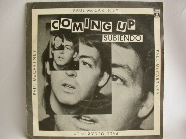 Discos vinilos baratos de Paul McCartney | Paul McCartney, Paul McCartney: Coming Up, singles baratos de 7 pulgadas, Paul McCartney & Wings, Discos vinilos baratos de pop rock, Discos vinilos baratos de rock chile, Venta vinilos Chile, discos de vinilo venta, discos de vinilo Chile, Venta de vinilos online