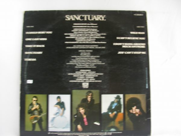 Discos vinilos baratos de blues-rock , The J. Geils Band, The J. Geils Band: Sanctuary, Discos vinilos baratos de rock, Venta de vinilos online de rock