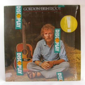 Discos vinilos baratos de rock, Gordon Lightfoot, Gordon Lightfoot: Sundow, Gordon Lightfoot, Discos vinilos baratos de folk-roc, Venta de vinilos online de rock