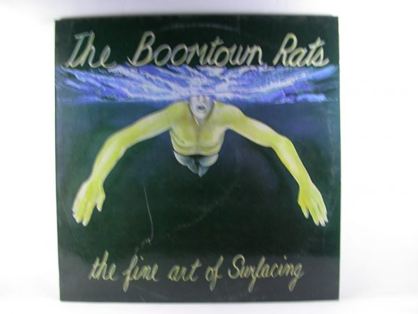 Discos vinilos baratos | The Boomtown Rats: The Fine Art Of Surfacing, The Boomtown Rats, venta viilos de Rock, venta vinilos de New Wave, venta vinilos Punk Chile
