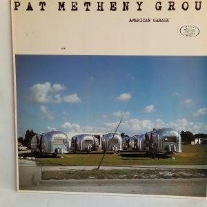 Venta vinilos de jazz online | Pat Metheny Group: American Garage