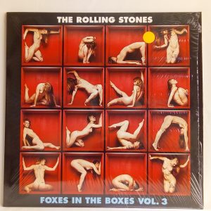 The Rolling Stones: Foxes In The Boxes |vinilos de rock en oferta | Discos de vinilo Chile