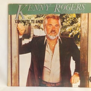 Discos vinilos baratos | vinilos de country music, vinilos de música country | Kenny Rogers – Share Your Love