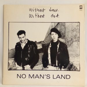 Venta de vinilos de Synth-pop | No Man's Land: Without Law Without God |Venta vinilos Chile ,Venta de vinilos ,Venta de discos de vinilo