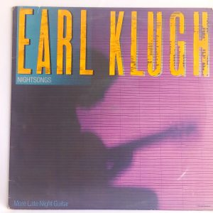 Vinilos en oferta | Earl Klugh: Nightsongs | vinilos de Jazz,vinilos de Smooth Jazz