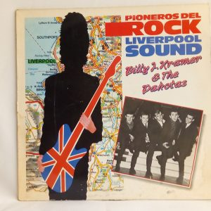 grupos de rock Beat :: Billy J. Kramer & The Dakotas |discos vinilos baratos chile ,Discos vinilos baratos