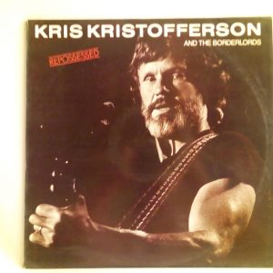 Venta vinilos de rock | Kris Kristofferson And The Borderlords: Repossessed | Discos vinilos baratos