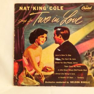 Vinilos en oferta | Nat King Cole: Sings For Two In Love | Remate de vinilos