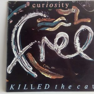 Curiosity Killed The Cat: Free | tienda de discos chile
