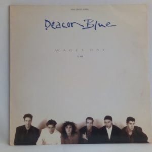 Deacon Blue: Wages Day, Deacon Blue | Venta de vinilos online