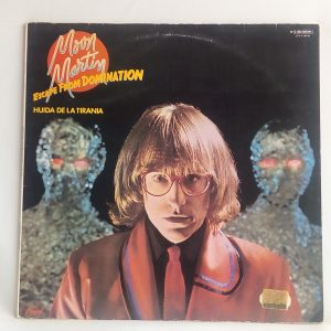 Venta de vinilos | Moon Martin: Escape From Domination | Vinilos baratos Chile