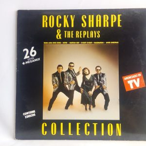 Venta de vinilos | Rocky Sharpe & The Replays: Collection | Tienda de discos online