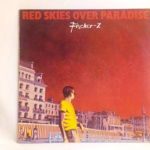 Tienda de discos online | Fischer-Z: Red Skies Over Paradise, Fischer-Z | Vinilos de rock New Wave