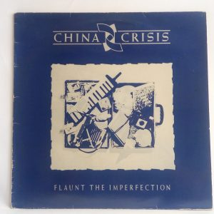 Vinilos New Wave | China Crisis: Flaunt The Imperfection | Tienda de discos online