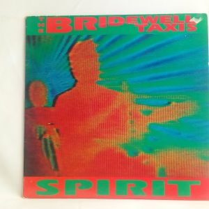 Vinilos de rock CHILE | The Bridewell Taxis: Spirit | venta vinilos de Indie Rock