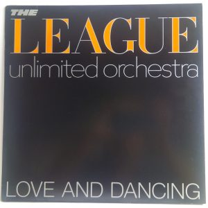 Venta vinilos Chile | The League Unlimited Orchestra: Love And Dancing | Venta de vinilos