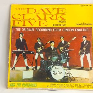 The Dave Clark Five And The Playbacks: The Dave Clark Five And The Playbacks | Venta de discos de vinilo