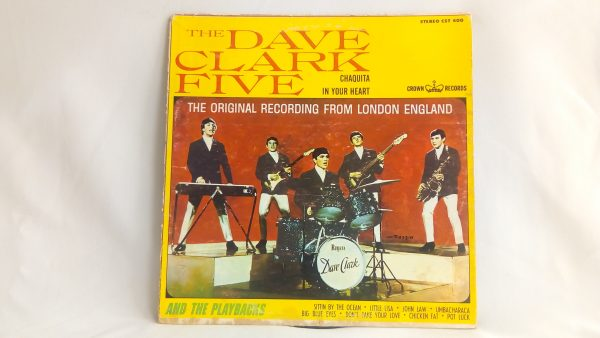 The Dave Clark Five And The Playbacks: The Dave Clark Five And The Playbacks   Venta de discos de vinilo