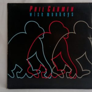 Phil Carmen: Wise Monkeys | discos vinilos baratos chile