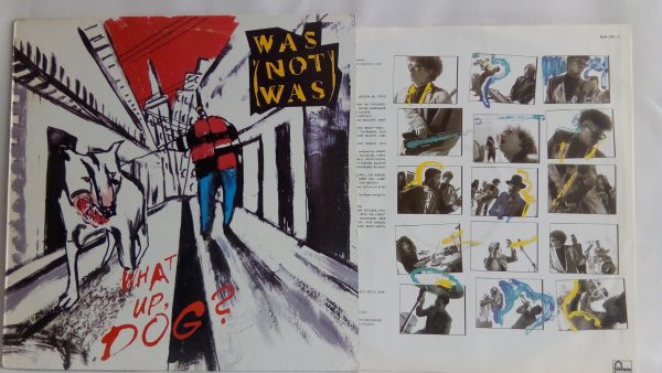 Was (Not Was): What Up, Dog?, Was (Not Was) | Venta vinilos de House