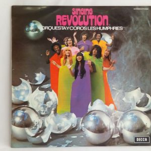 Orchestra And Chorus Les Humphries: Singing Revolution | Vinilos en Oferta