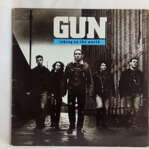 Gun: Taking On The World | vinilos de Hard Rock