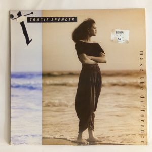 Tracie Spencer: Make The Difference | Venta de discos de vinilo