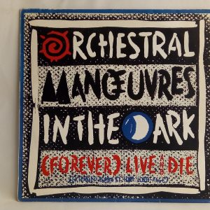 Orchestral Manœuvres In The Dark: (Forever) Live And Die | Venta vinilos de Synth-pop