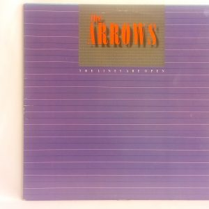 The Arrows: The Lines Are Open| Venta vinilos de pop-rock 80's