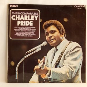 Charley Pride: The Incomparable Charley Pride | Venta discos de vinilo de Country