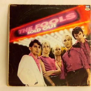 The Fools: Sold Out | venta vinilos de grupos New Wave