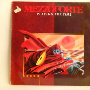 Mezzoforte: Playing For Time | venta discos de vinilos de Jazz-Funk, Jazzdance