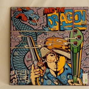 Bomb The Bass: Into The Dragon | Venta discos de vinilo de House