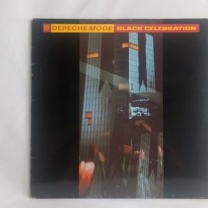 Depeche Mode: Black Celebration | vinilos de synth-pop Chile