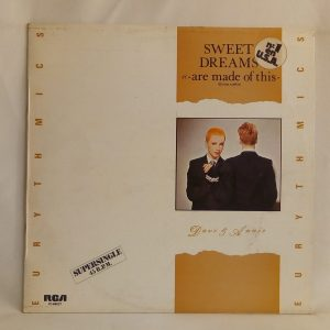 Eurythmics: Sweet Dreams (Are Made Of This) | Venta maxisingles de Synth-pop CHILE