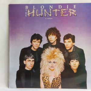 Blondie: The Hunter | Discos de vinilo de Pop Rock 80's CHILE