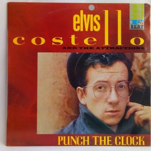 Elvis Costello And The Attractions: Punch The Clock | Venta discos de vinilo de la New Wave