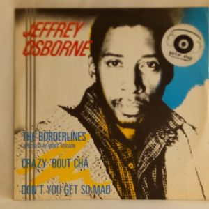 Jeffrey Osborne: The Borderlines | Venta de singles de Pop-Rock