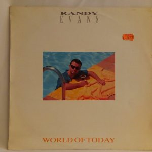 Randy Evans: World Of Today | Venta singles Italo-Dicos - CHILE
