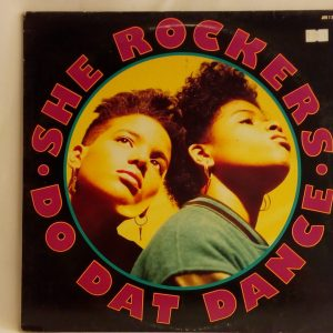 She Rockers: Do Dat Dance | Venta vinilo de 12' de Hip House