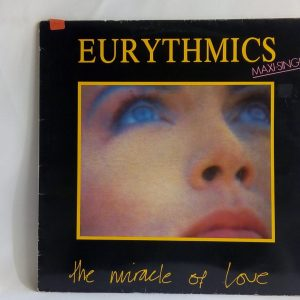 Eurythmics: The Miracle Of Love | Vinilos POp Rock 80's