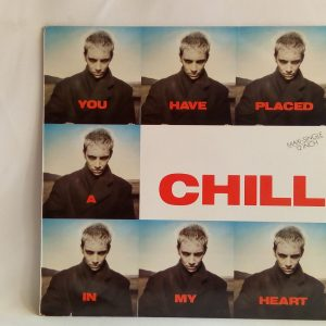 Eurythmics: You Have Placed A Chill In My Heart | Venta discos de vinilos de Synth-pop House (Dance Mix)